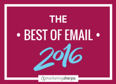 Email Marketing 2016: Nine case studies that show how marketers