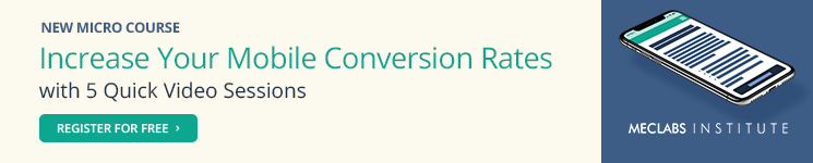 mobile conversion micro course