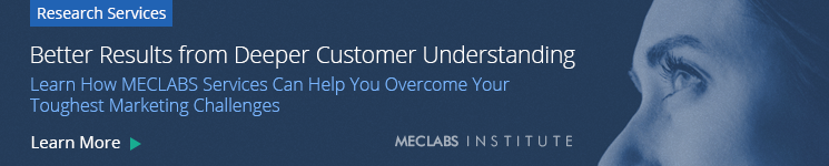 MECLABS research services