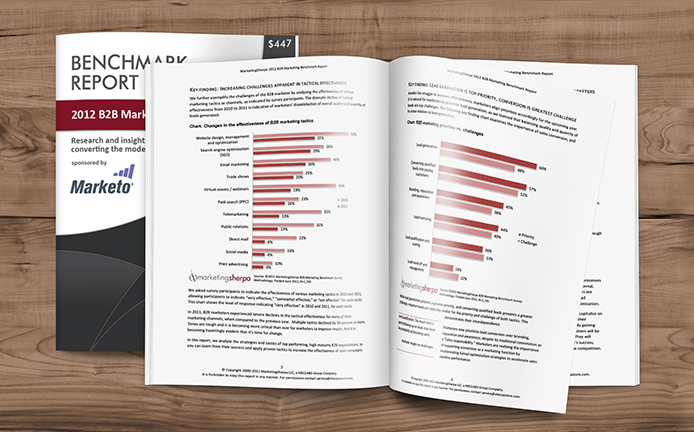 B2B Marketing Benchmark Report