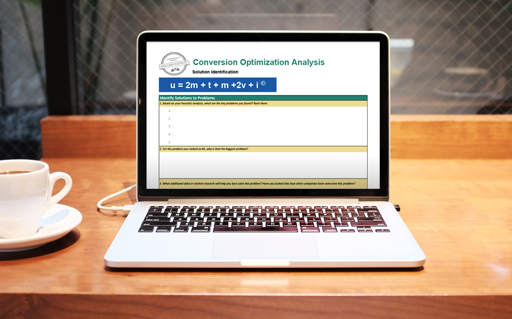 Conversion Analysis Tool