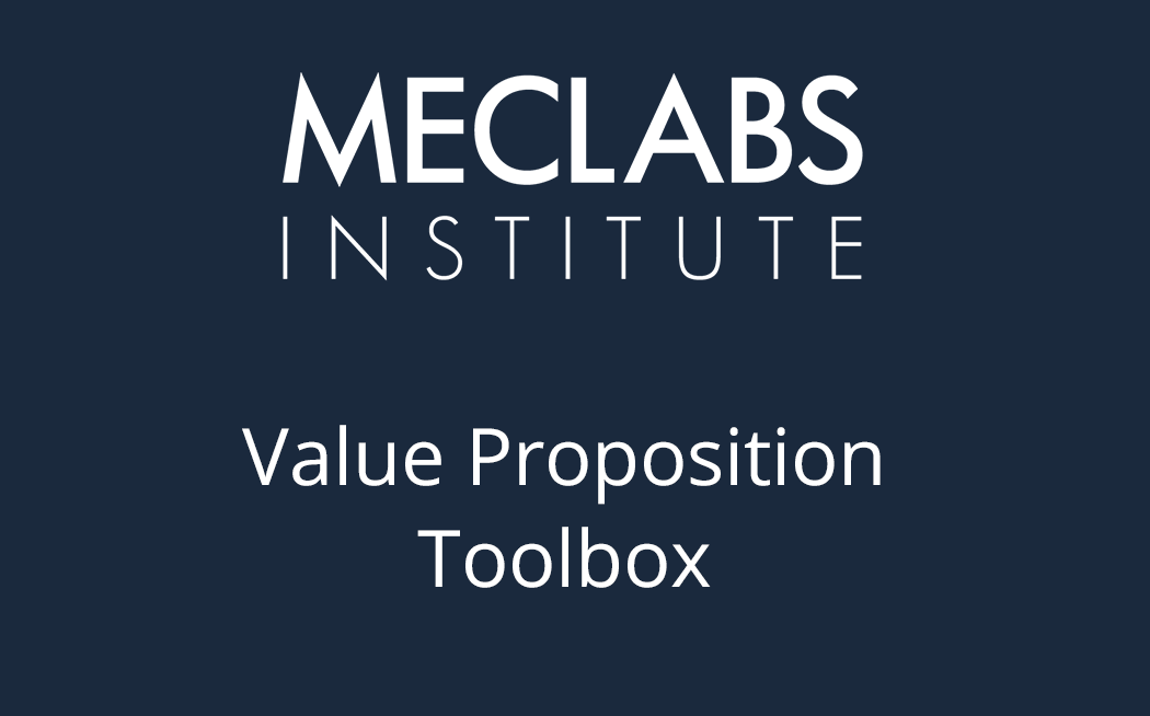 Value Proposition toolbox