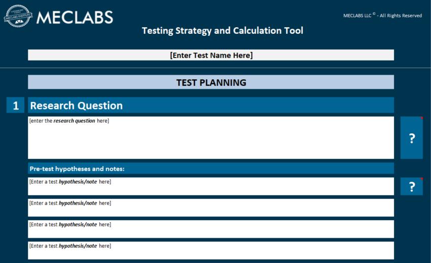 Testing Toolkit