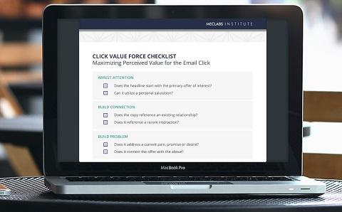 email 6 checklist bundle