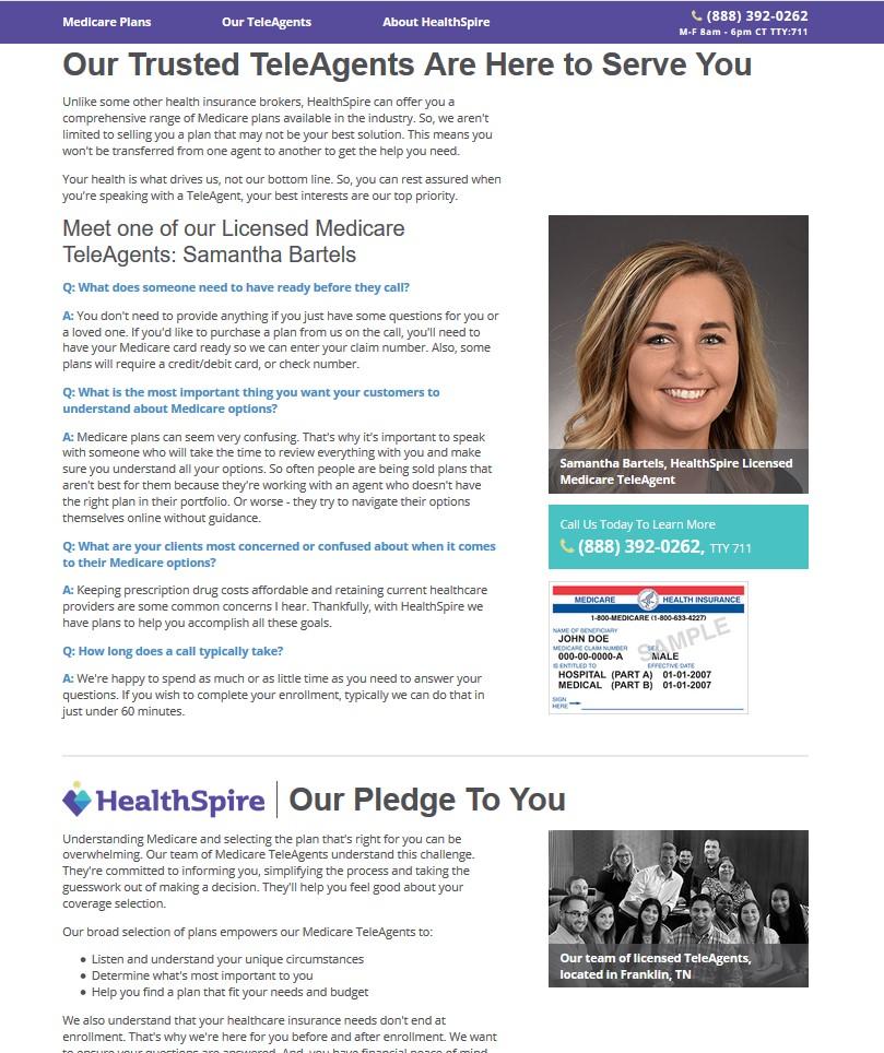 HealthSpire 6