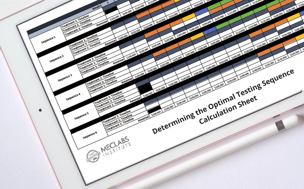 Test planning tool