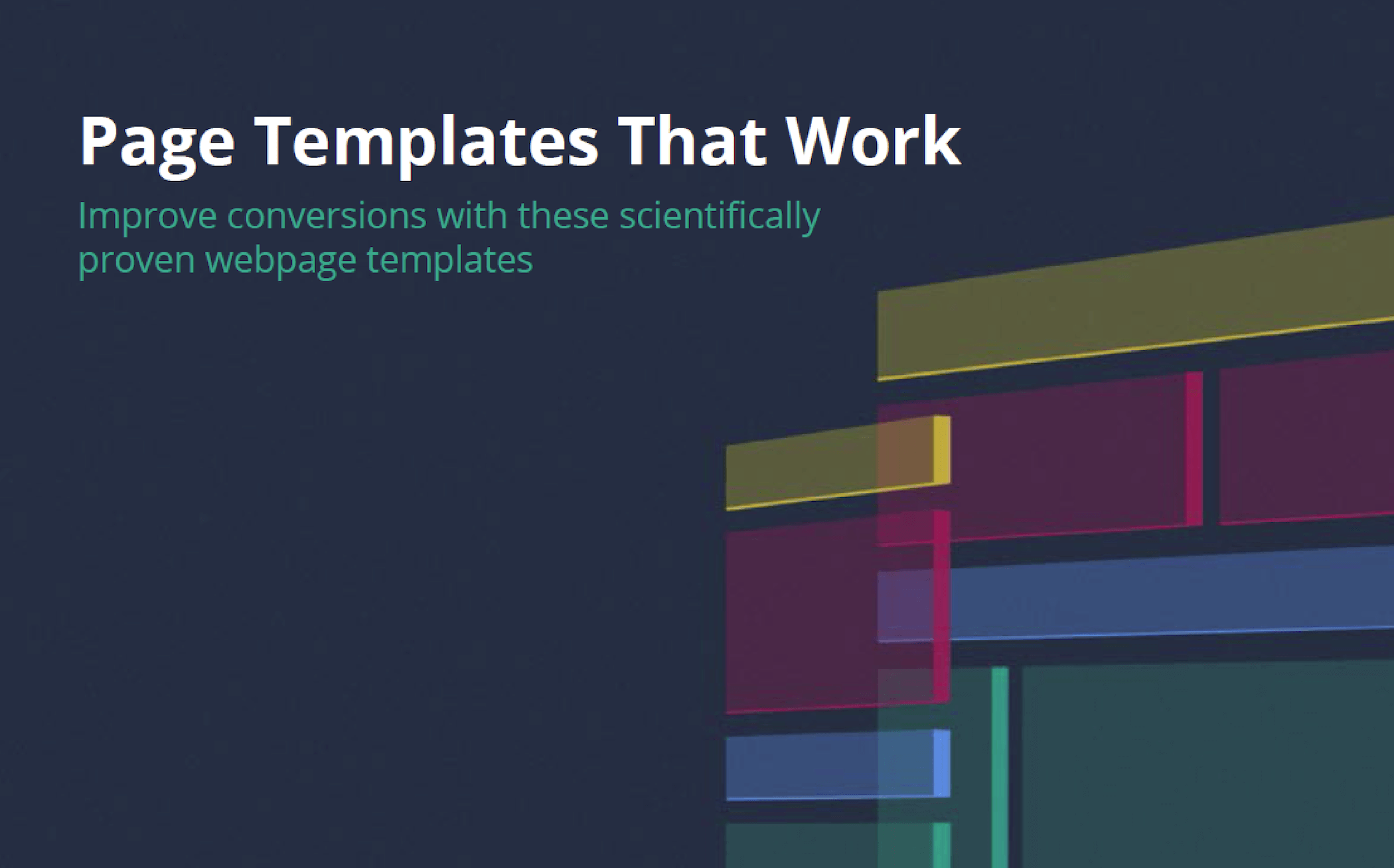 Landing Page templates1
