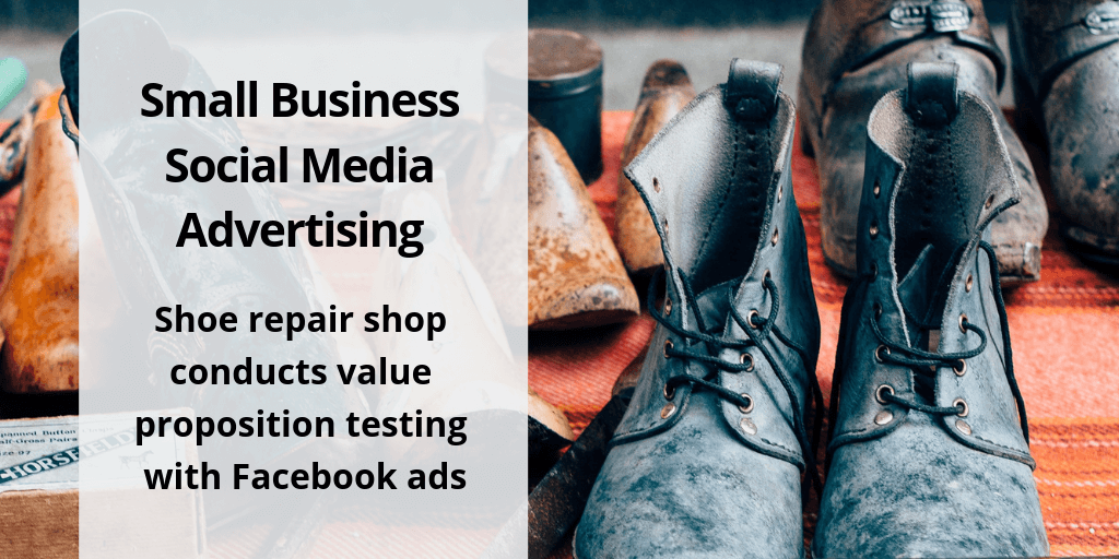 ad5988a451ac5 Small Business Social Media Advertising  Local shop conducts value ...
