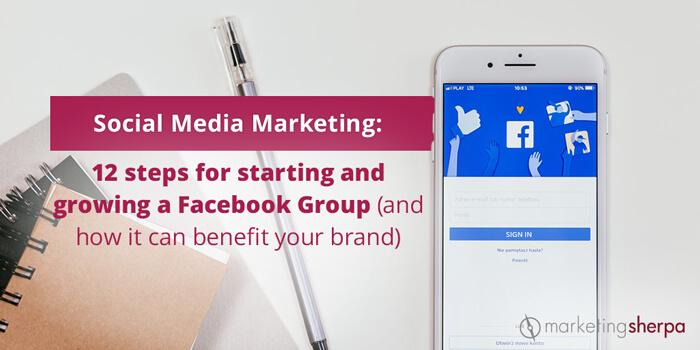 start a facebook group
