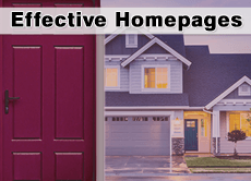 Effective Homepages: 3 quick case studies to help you optimize your website's front door