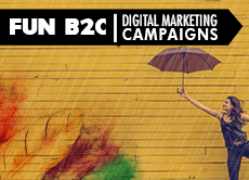 Fun B2C Digital Marketing Campaigns: Case studies about Chipotle's Boorito promo, a hairstyle shop's YouTube TV, and a fashion company's mobile game collab with Quavo