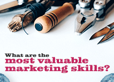 What are the most valuable marketing skills? (with free resources to improve those skills)