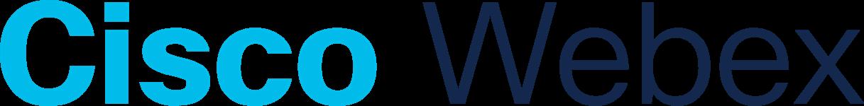 Creative Sample #1: Cisco Webex logo before rebrand launch