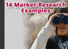 14 Market Research Examples
