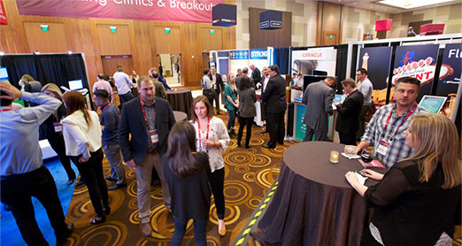 Exhibitor Reception