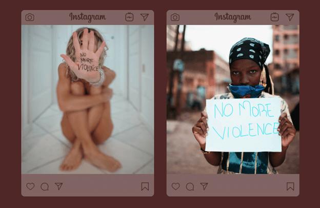 Creative Sample #1: Influencer posts on Instagram