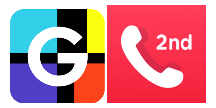 Creative Sample #1: Lower-performing app icons