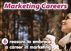 Marketing Careers: 6 reasons to embrace a career in marketing